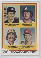Bill Nahorodny, Kevin Pasley, Rick Sweet, Don Werner