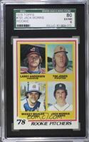 '78 Rookie Pitchers (Larry Andersen, Tim Jones, Mickey Mahler, Jack Morris) [SG…