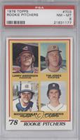 '78 Rookie Pitchers (Larry Andersen, Tim Jones, Mickey Mahler, Jack Morris) [PS…