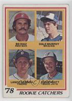 Bo Diaz, Dale Murphy, Lance Parrish, Ernie Whitt [Poor]