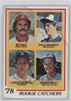 Bo Diaz, Dale Murphy, Lance Parrish, Ernie Whitt [PoortoFair]