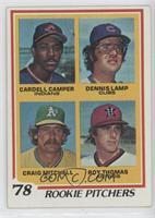 Cardell Camper, Dennis Lamp, Craig Minetto, Roy Thomas