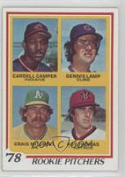 Cardell Camper, Dennis Lamp, Craig Minetto, Roy Thomas [Good to VG&#8…