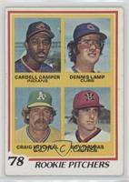 Cardell Camper, Dennis Lamp, Craig Minetto, Roy Thomas [Poor]