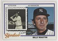 Billy Martin [NoneGoodtoVG‑EX]