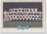 Kansas City Royals (KC Royals) Team