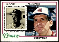 Bobby Cox [VG]