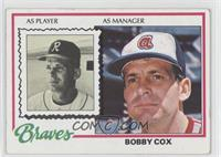 Bobby Cox [GoodtoVG‑EX]