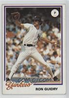 Ron Guidry [Good to VG‑EX]