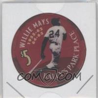 Willie Mays (NL HR Champ)