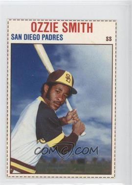 1979 Hostess All-Star Team - [Base] #102 - Ozzie Smith