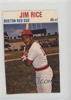 Jim Rice [NonePoortoFair]