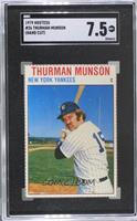 Thurman Munson [SGC86NM+7.5]