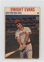 Dwight Evans [PoortoFair]