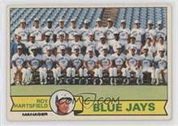 Toronto Blue Jays Team [GoodtoVG‑EX]