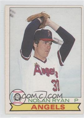 1979 O-Pee-Chee - [Base] #51 - Nolan Ryan
