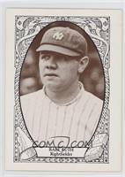 Babe Ruth (Blank Back)
