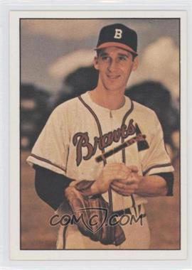 1979 TCMA Baseball History Series the 1950's - [Base] #3 - Warren Spahn