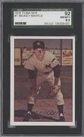 Mickey Mantle [SGC 92 NM/MT+ 8.5]