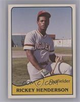 Rickey Henderson [Altered]