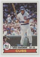 Dave Kingman [Good to VG‑EX]