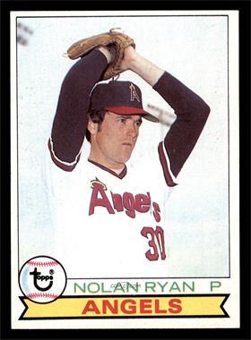 1979 Topps - [Base] #115 - Nolan Ryan [EXMT]