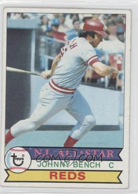 1979 Topps - [Base] #200 - Johnny Bench