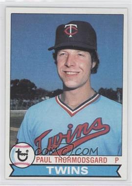 1979 Topps - [Base] #249 - Paul Thormodsgard