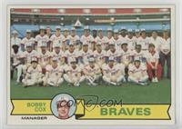 Atlanta Braves Team Checklist (Bobby Cox) [PoortoFair]