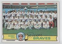 Atlanta Braves Team Checklist (Bobby Cox)