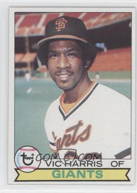 1979 Topps - [Base] #338 - Vic Harris