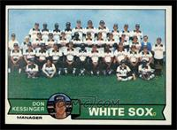 Chicago White Sox Team Checklist (Don Kessinger) [NM MT]