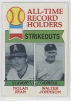 All-Time Record Holders - Strikeouts - All-Time Record Holders Strikeouts (Nola…