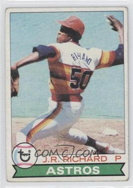 1979 Topps - [Base] #590 - J.R. Richard [GoodtoVG‑EX]