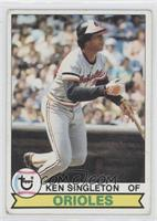 Ken Singleton [Good to VG‑EX]