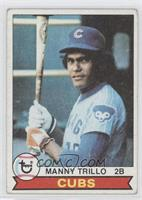 Manny Trillo [GoodtoVG‑EX]