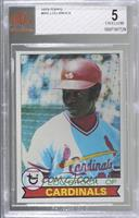 Lou Brock [BVG 5 EXCELLENT]