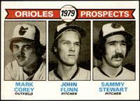 Mark Corey, John Flinn, Sammy Stewart [NMMT]