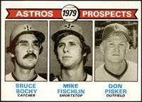 Astros Prospects (Bruce Bochy, Mike Fischlin, Don Pisker) [NMMT]