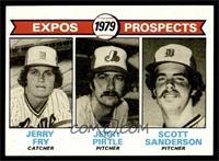 Jerry Fry, Jerry Pirtle, Scott Sanderson [EXMT]