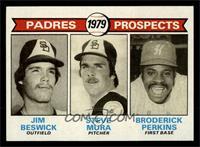 Jim Beswick, Steve Mura, Broderick Perkins [NM]