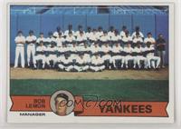 New York Yankees Team, Bob Lemon