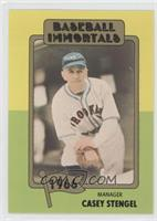 Casey Stengel (No MLB Logo)