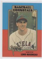 Lou Boudreau (No MLB Logo)