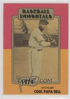 Cool Papa Bell (No MLB Logo)