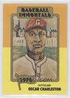 Oscar Charleston (No MLB Logo)