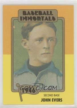 1980 87 Sspc Baseball Immortals Base 1st Printing
