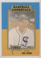 Ted Lyons (No MLB Logo)