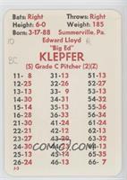 Ed Klepfer [PoortoFair]