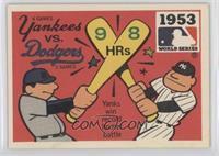 New York Yankees vs. Brooklyn Dodgers (Phillies Logo)